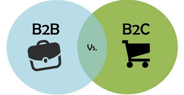 an overview of the difference in marketing on a b2c site and b2b site The major difference between b2c online marketing and b2b online marketing is that marketing to lesson summary online marketing for b2c vs b2b models.