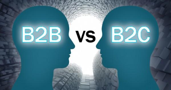 Продажи b2b и b2c