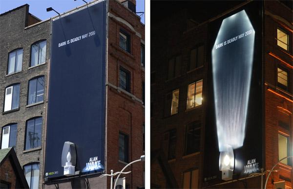 Реклама Alan Wake