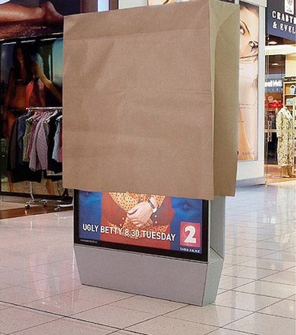 Реклама сериала на ТВ