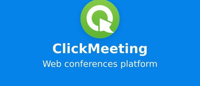 clickmeeting отзывы