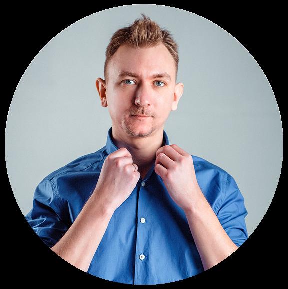Дмитрий Новосёлов. Эксперт в интернет-маркетинге